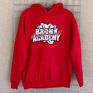 Juniors Heavy Blend Warm/Cozy School Spirit Hoodie